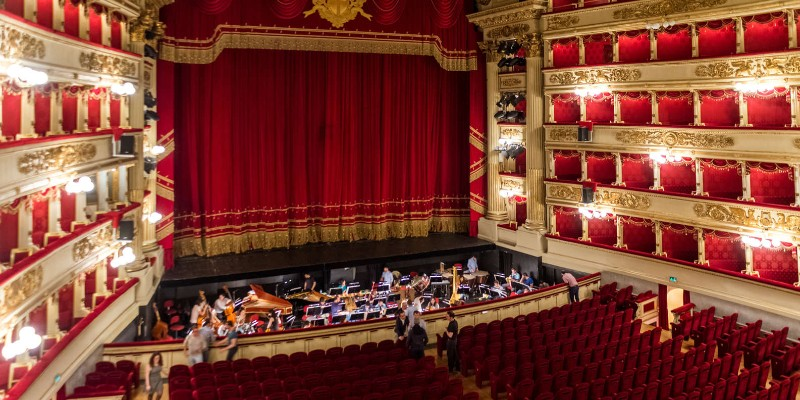 Opéra de Milan : Scala de Milan