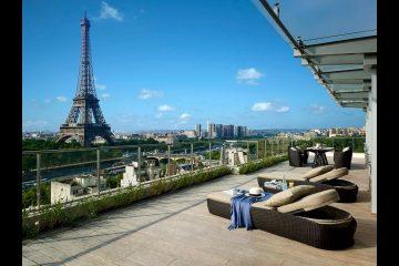 Hotel Paris de luxe proche des monuments