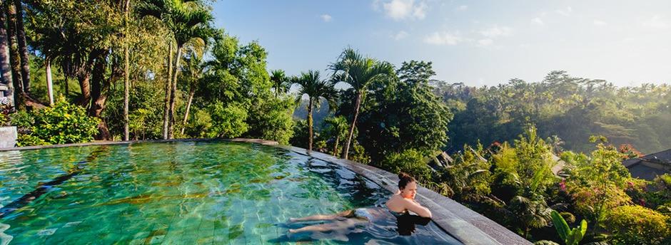 Paysage Bali