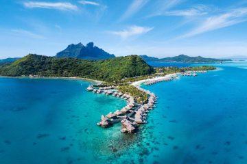 Bora Bora Paysage