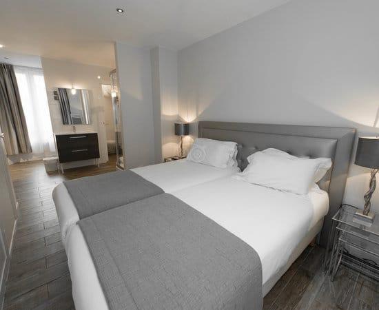 Résidence hoteliere au Champs de Mars : hôtel de luxe pas cher à Paris