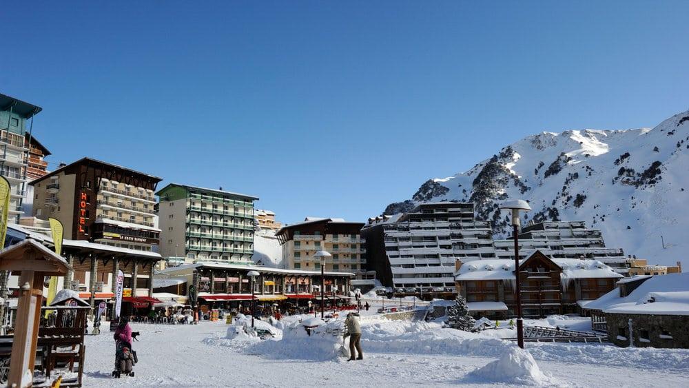 Grande station de ski Tourmalet