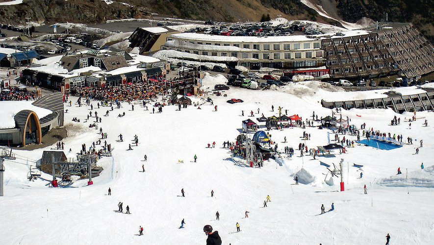 Station de ski Pyrénées : Piau Engaly