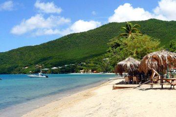 Grande Anse plage de Martinique