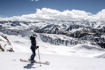 station de ski aux Pyrénées espagnols