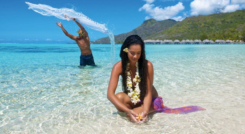 Quand partir à Tahiti : paysage, plage Tahiti