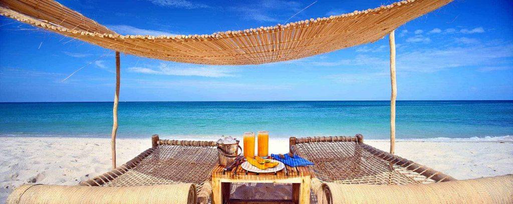 aller sur les belles plages de Tanzanie