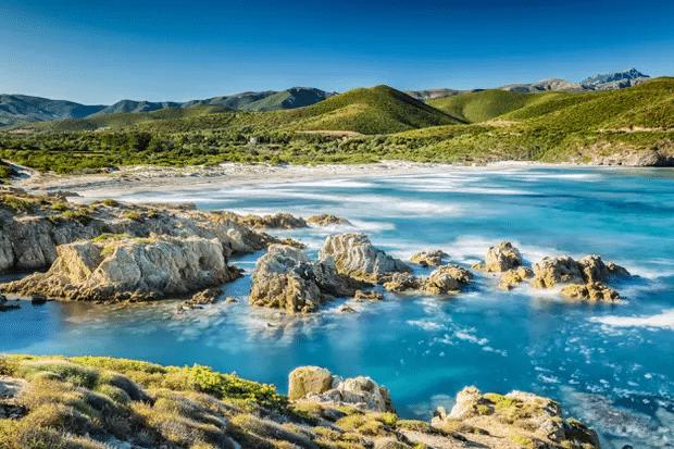 Desert des Agriates en Corse