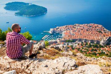 Ce qu'il faut faire en Croatie : visiter la ville de Dubrovnik