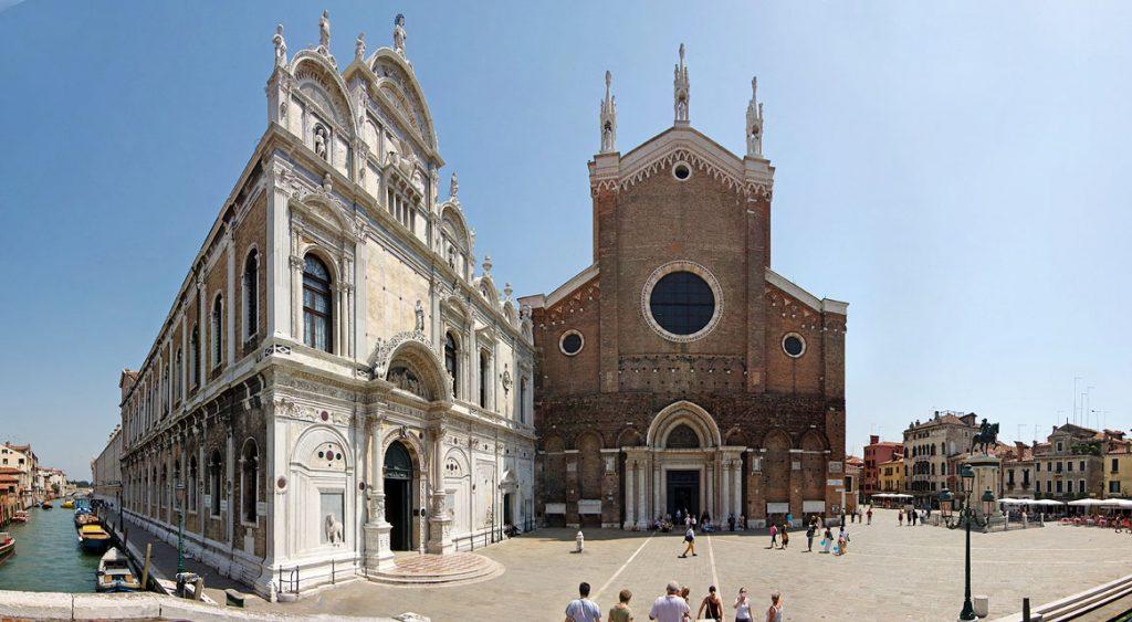 Ce qu'il faut faire à Venise : visiter l'Eglise San Giovanni e Paolo