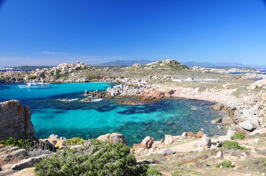 Archipel des îles Lavezzi en Corse du Sud