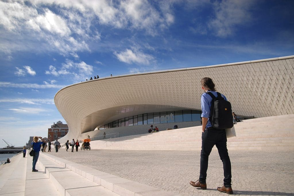Musée d'art architecture et technologie de Lisbonne à visiter