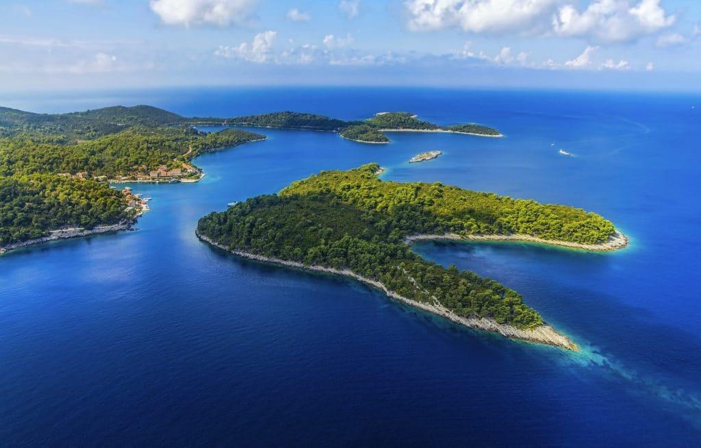 Mljet : ile croate du parc national