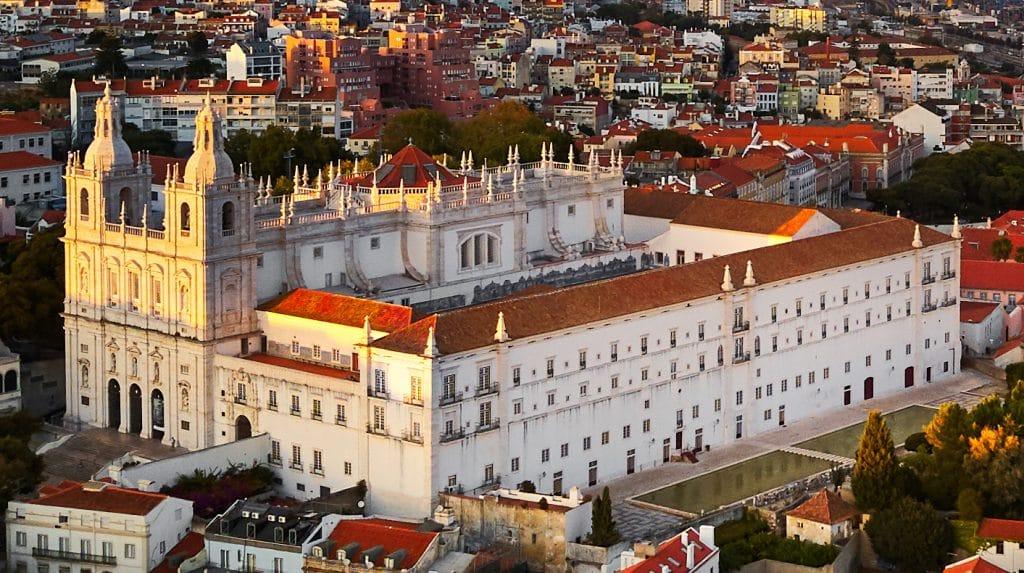 Monastère de Saint Fora : lieu touristique de Lisbonne