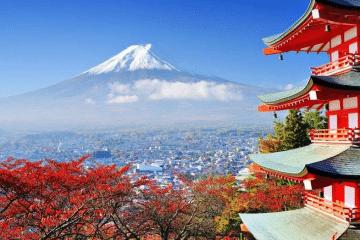 Fujiyama : quand visiter le Japon