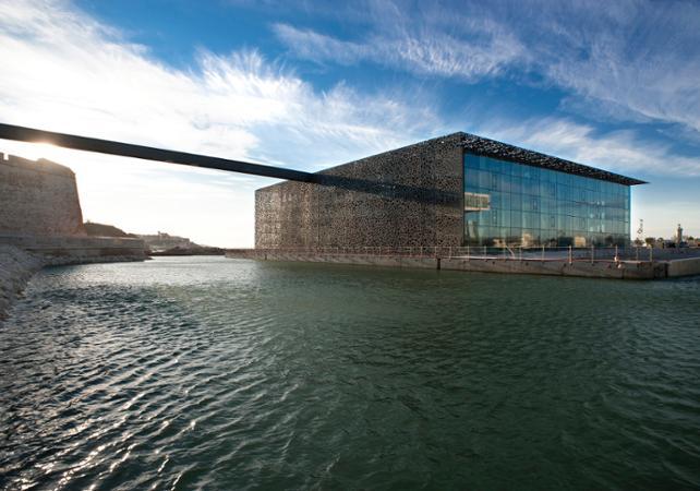 visiter le MUCEM : musée national de la Mediterranée
