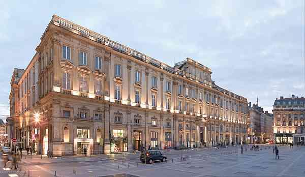 Musée des beaux arts à Lyon