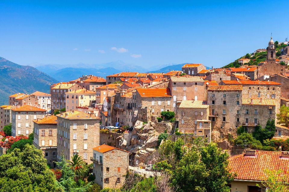 Sartene ville touristique à visiter en Corse