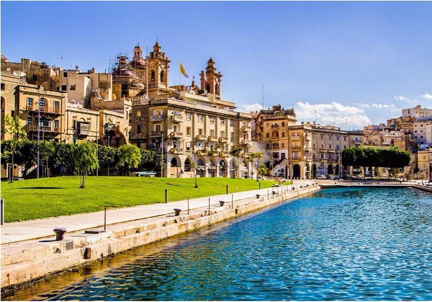 Cospicua : Trois cités Malte