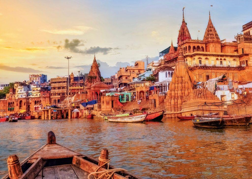 Visiter le nord de l'Inde :  dashashwamedh ghat