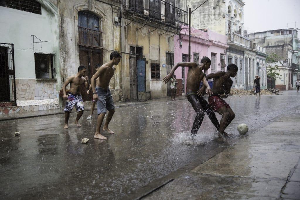 partir à la Havane en saison des pluies