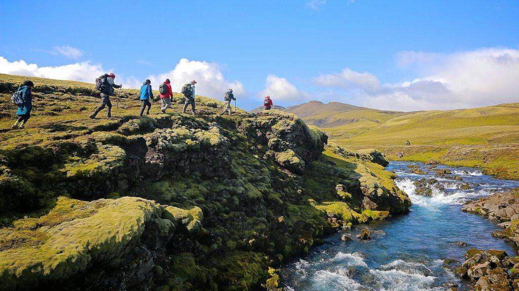 Quand partir faire de la randonnée en Islande : les bonnes périodes en été