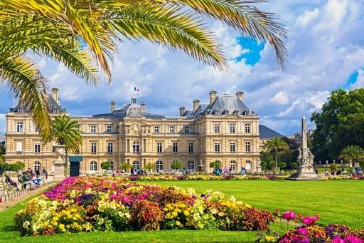Jardin de Luxembourg à Paris