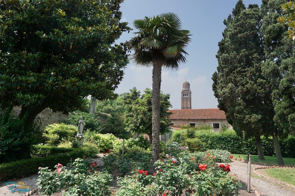 Jardin de Venise : jardin de Cannaregio