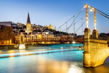 Les lieux à visiter à Lyon