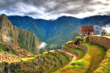 Paysage du Machu Picchu : quand partir au Pérou