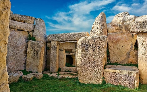 Visiter le temple Mnajdra à Malte