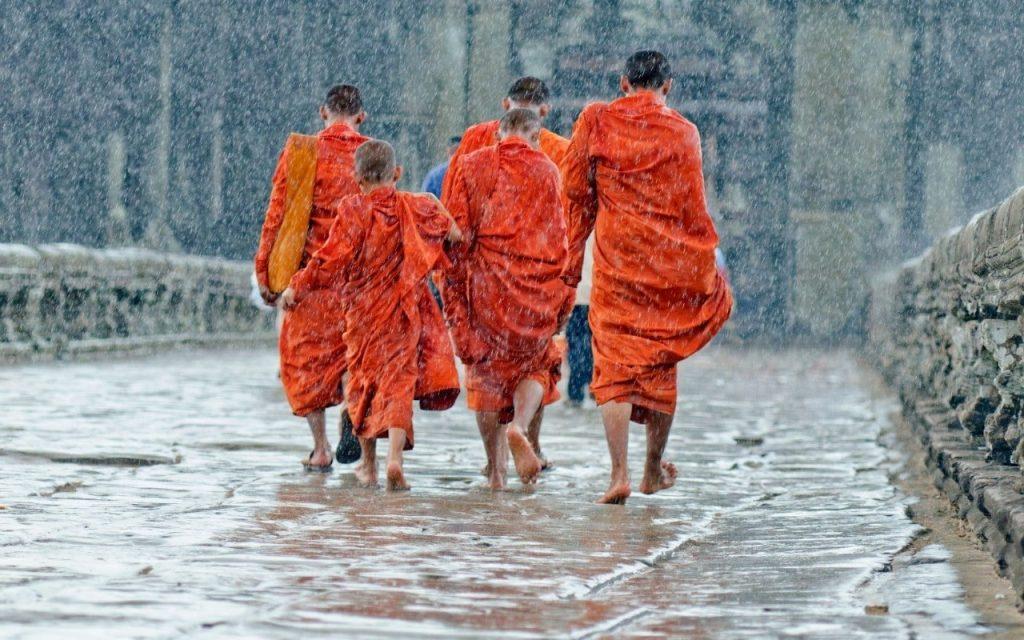 Quand partir au Cambodge : éviter la saison des pluies