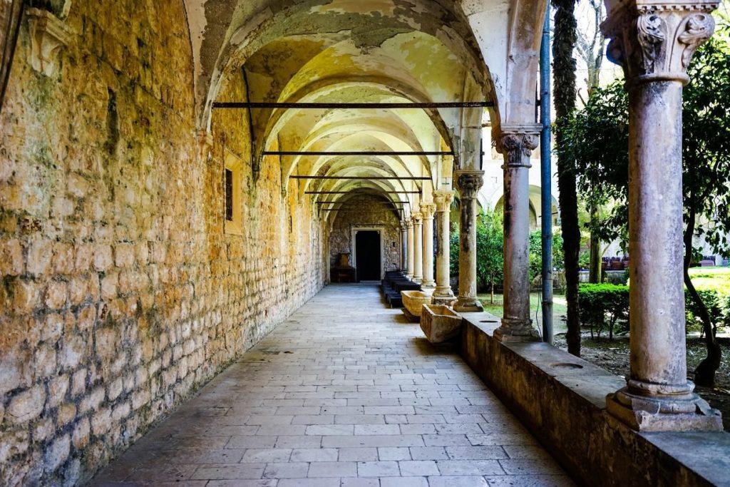 Monastère franciscain de Dubrovnik