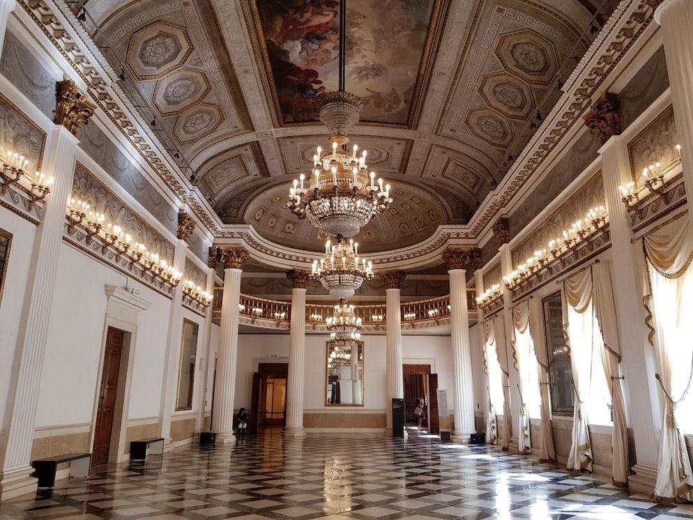 Muséo Correr : Musée de Venise