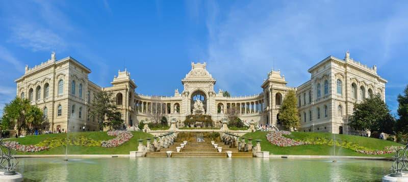 Visiter la Palais Longchamp