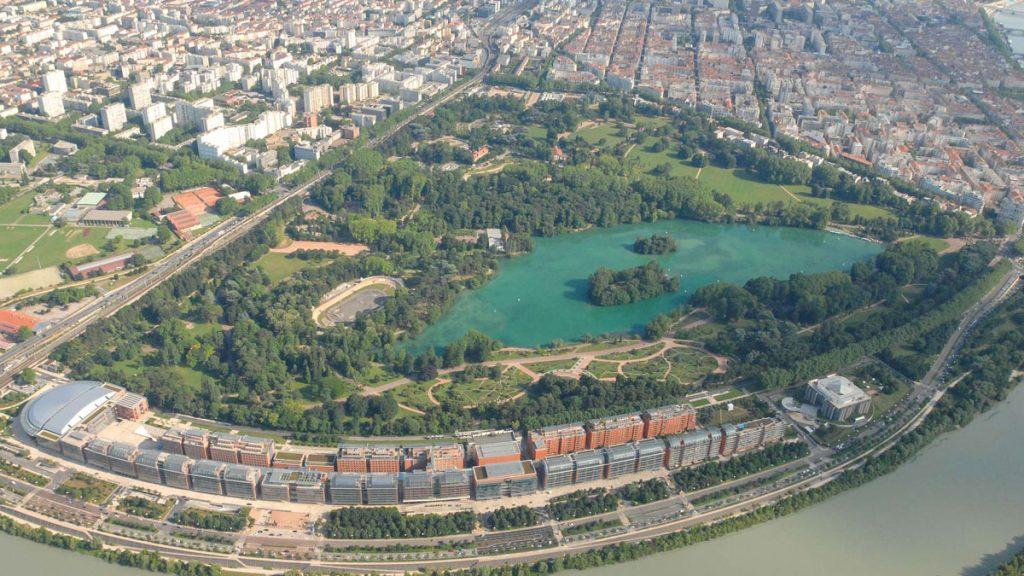 Visiter le parc de la tête d'or à Lyon
