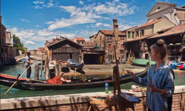 Visiter le quartier de Dorsoduro , le lieu le plus calme de Venise