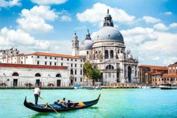 Visiter la Basilique Santa Maria de Salute à Venise