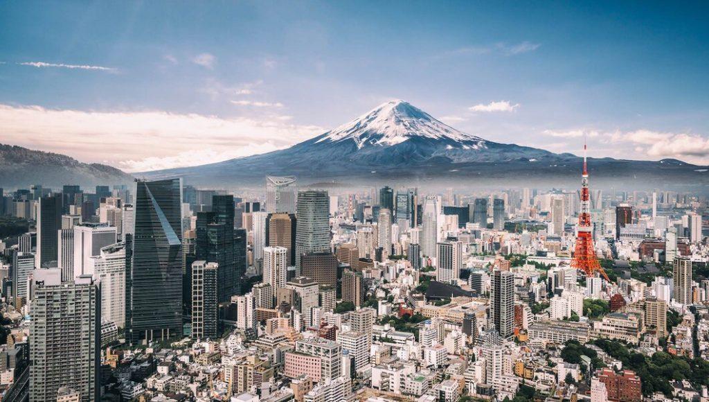 quand partir à Tokyo , la capitale du Japon