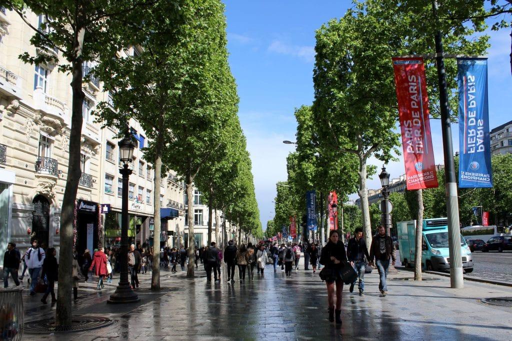 Avenue des Champs Elusées