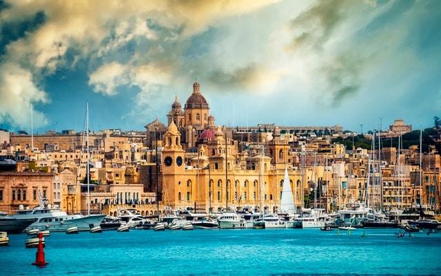 Vitoriosa - Trois cités Malte