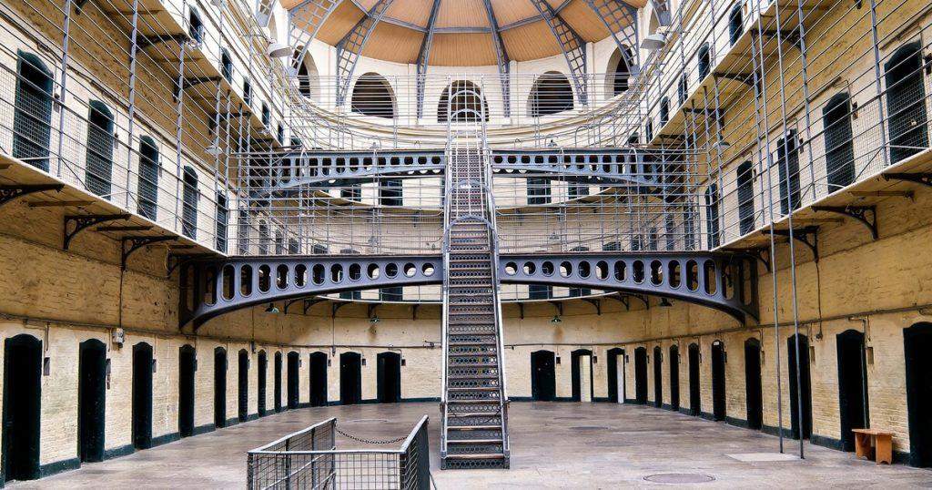 musée ancienne prison de Kilmainham à visiter à Dublin