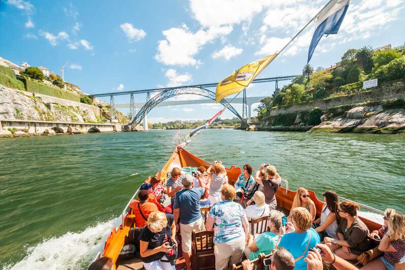 six pont crosiere excursion Porto