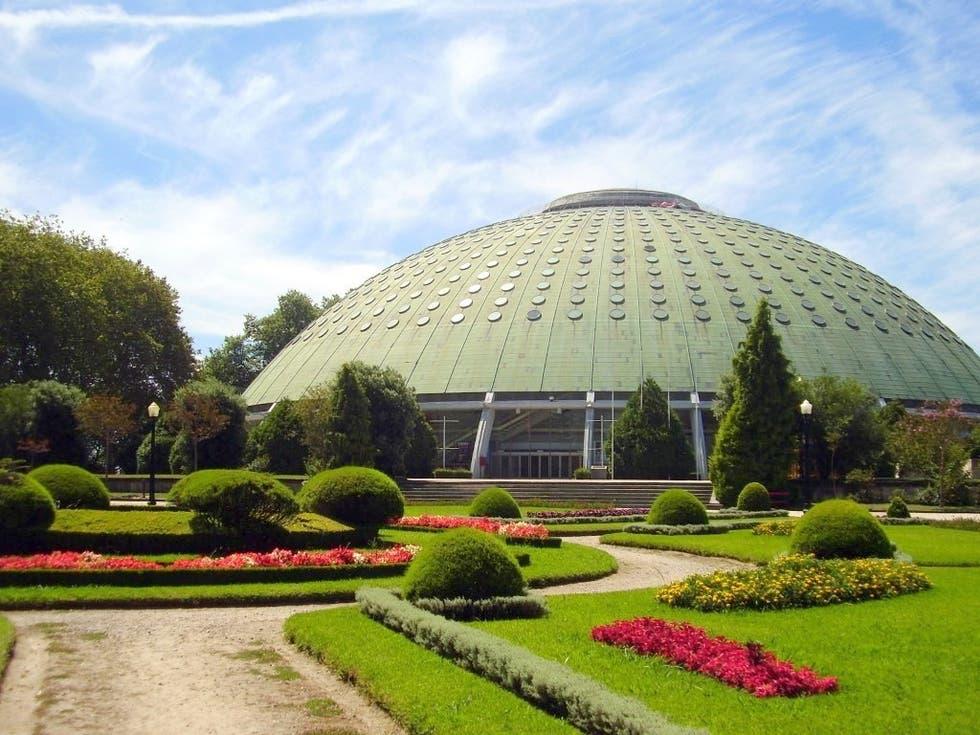 Palais du Jardin de Cristal