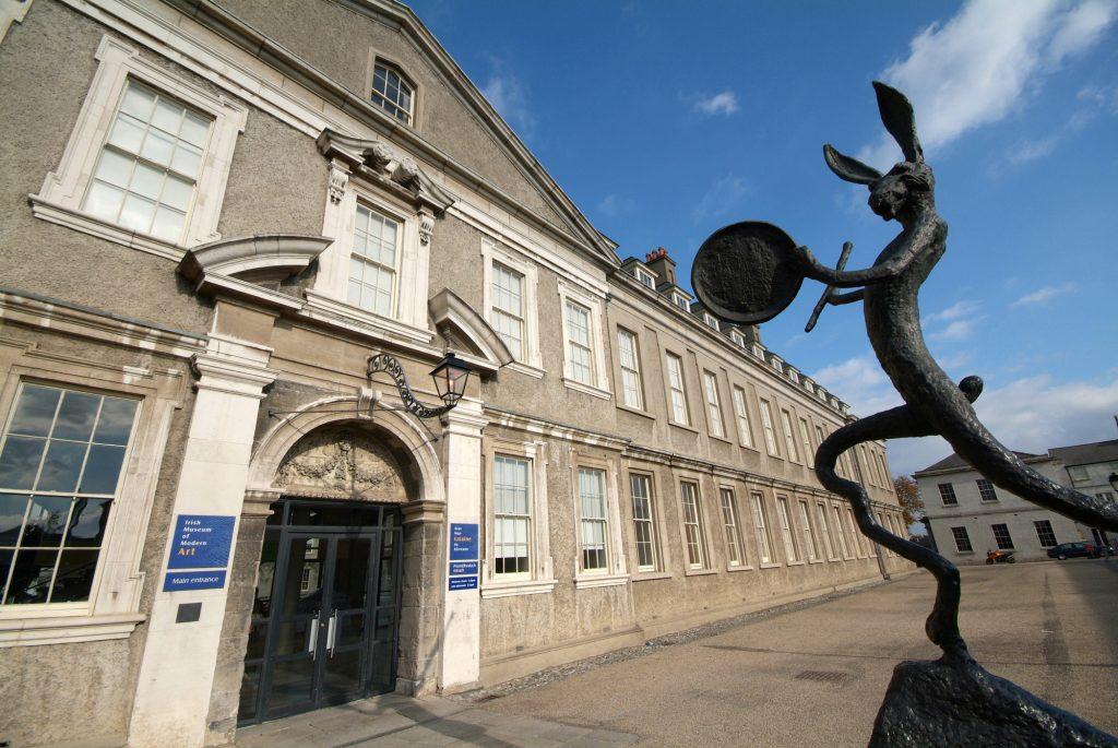 musée d'art moderne irlandais : IMMA