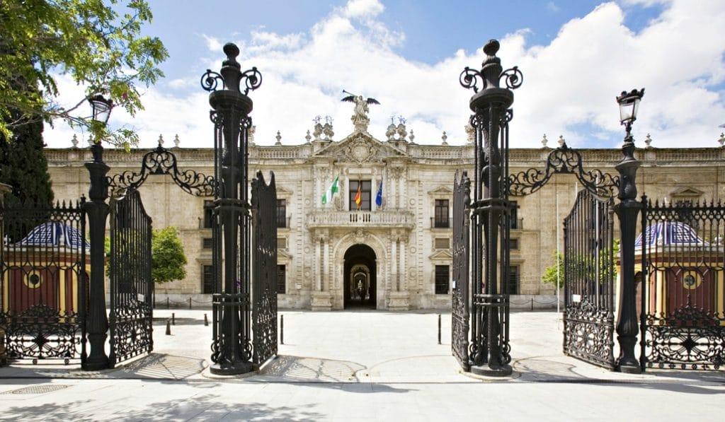 Musée fabrique du tabac à Séville