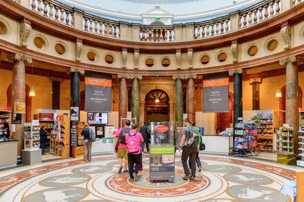 musée national République d'irlande