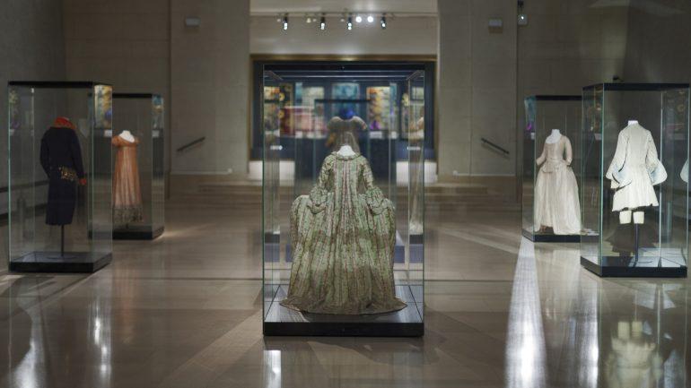 Musée des tissus à Lyon
