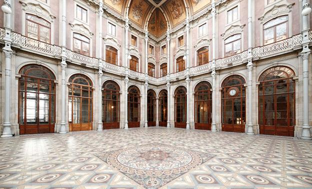 Palaise de la Bouse Palacio da Bolsa