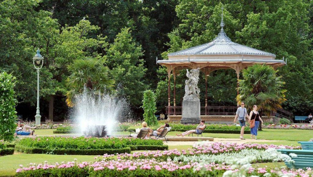 Parc Thabor Bretagne